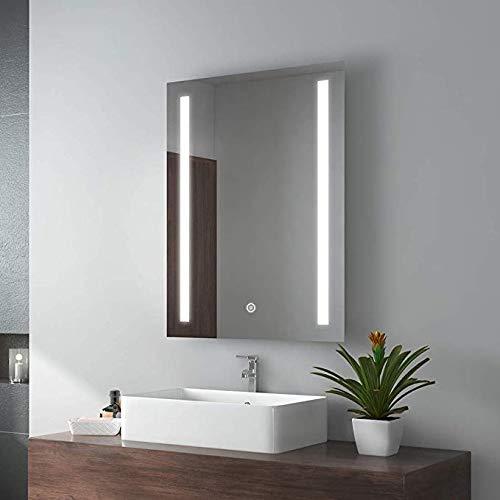 Espejo del Cuarto de baño Led Espejo del baño con luz ...