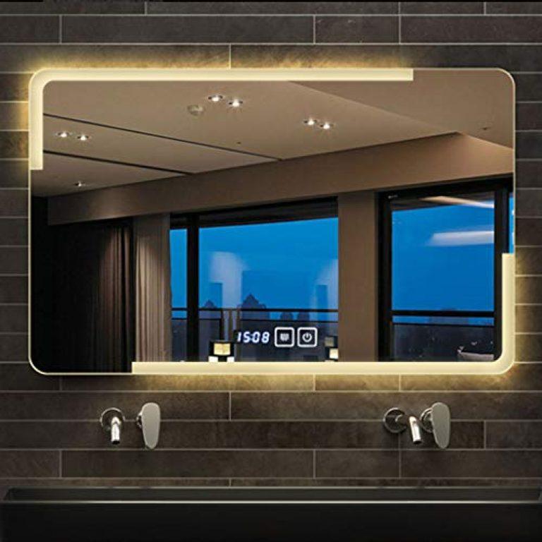 Baño de Pared Led Espejo de baño Inteligente Bluetooth ...