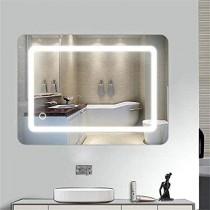 Baño de Pared Led Espejo de baño Inteligente Bluetooth antiniebla Cuarto de baño