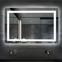 Baño Vanity Led Espejo de baño Inteligente con luz Colgante de Pared Baño